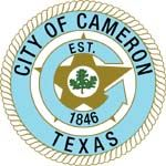 City of Cameron seal