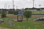 Airport Park baseball diamond